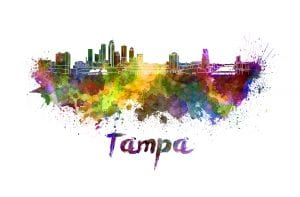 Tampa, Florida best city in the U.S. for real estate investing