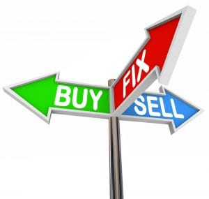 House Flipping - Buy, Fix, Sell